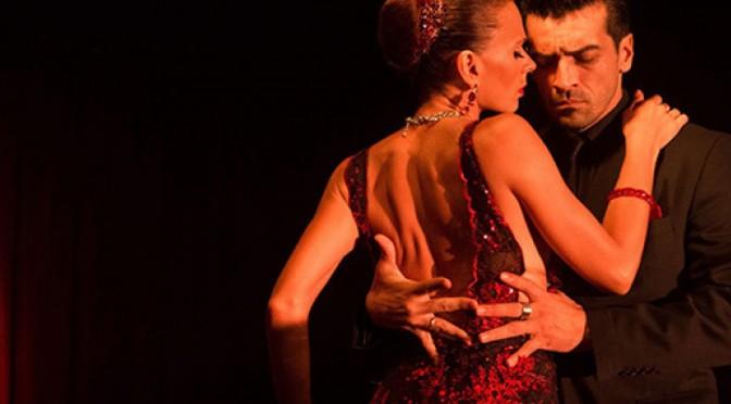 Rojo Tango at the Faena Hotel