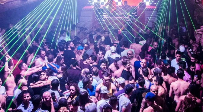 Gay clubs in sao paulo brazil
