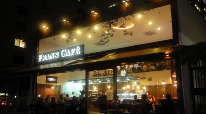 Fran's Cafe on Haddock Lobo
