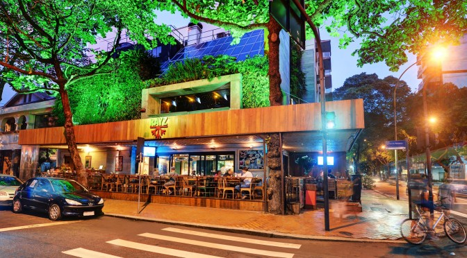 Restaurants and Cafes of Gay Friendly Rio