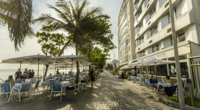 Gay-Friendly Hotels and Places to Stay in Rio de Janeiro