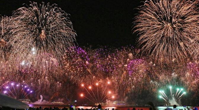 New Year's in Rio de Janeiro