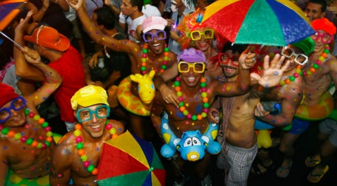 Carnival in Rio 2018 – Gay Event Schedule