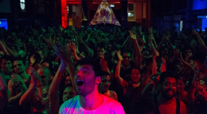 """Gay Carnival """"Blocos"""" of Rio de Janeiro"""