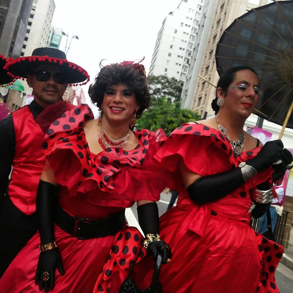 Flamenco drag queens sao paulo