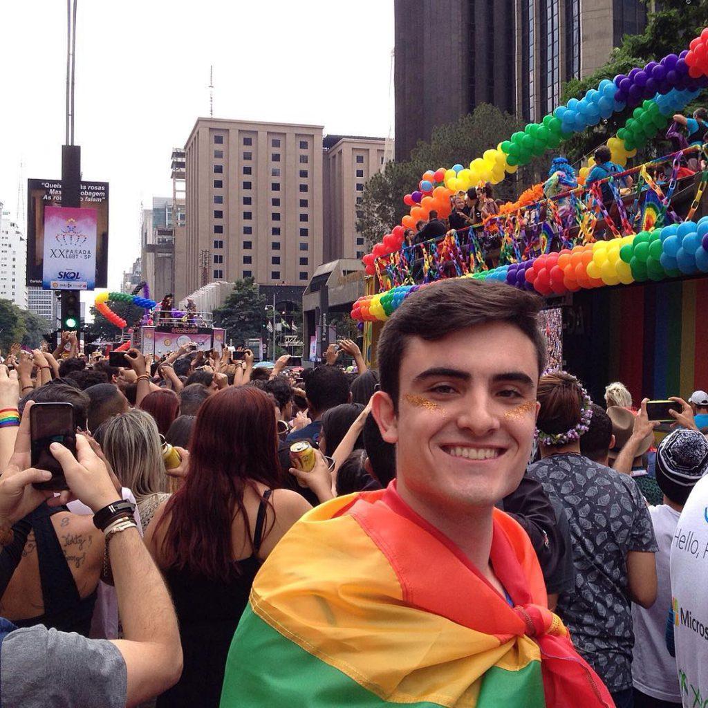 gay pride parade sao paulo 2019