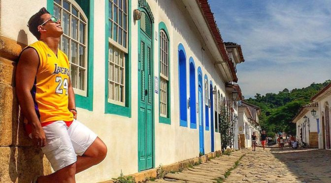 Gay-Friendly Paraty & Villa Harmonia